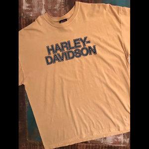 Harley Davidson Classic Pinstripe Graphic T-Shirt